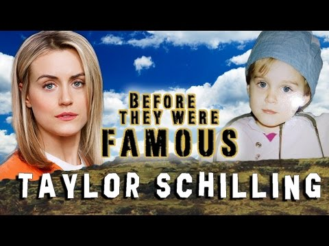 TAYLOR SCHILLING - Before They Were Famous