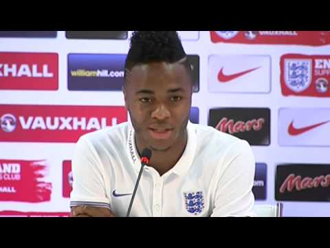 Raheem Sterling interview  I'm not focusing on Luis Suarez