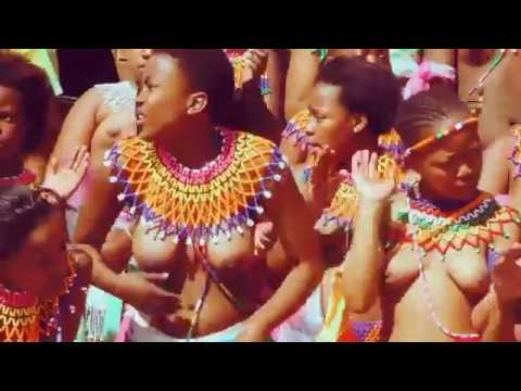 Dance for the Queen Mother Swaziland Travel thumbnail