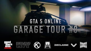 Capoe - GTA 5 Online - Garage Tour #8
