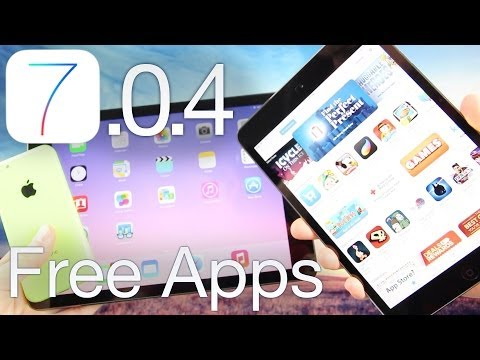 iOS 7 Get Paid Apps FREE 7.0.4 How To Without Jailbreak 7.0.3. 7.0.4 & FreeAppLife