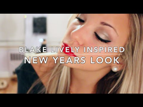Blake Lively Inspired New Years Look!