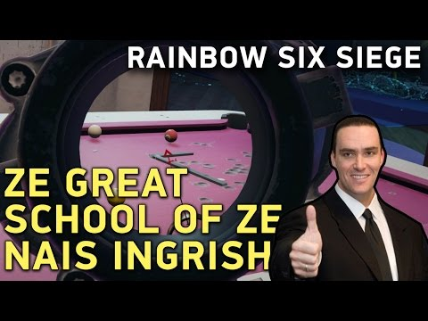 Rainbow Six Siege. Уроки английского