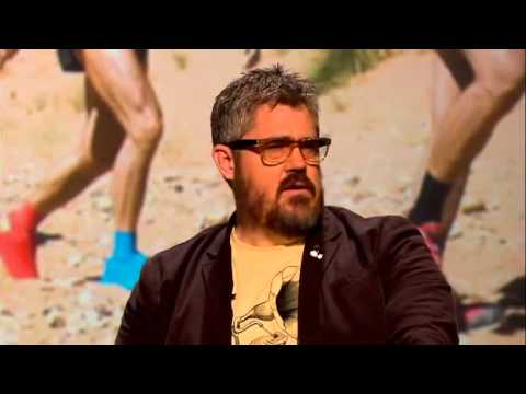 QI Phill Jupitus' amazing Eddie Izzard impression