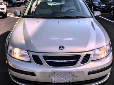 2005 Saab 9-3 Framingham Natick Marlborough MA, MA #A014506A