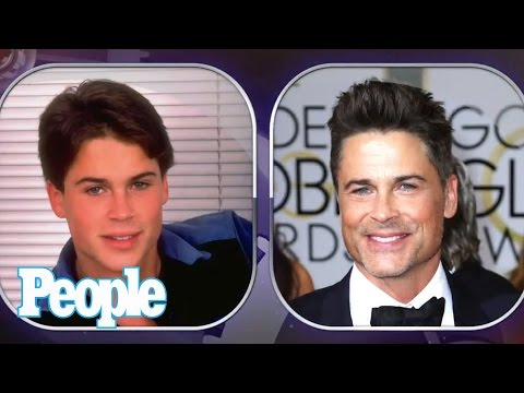 Birthday Boy Rob Lowe's Changing Looks (He's 50)!