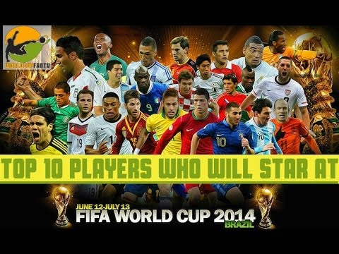 the best player in the 2014 world cup