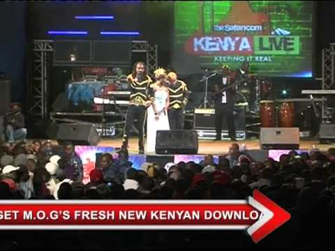 M.o.g Performs Wedding Day At Safaricom Kenya Live Meru Concert video