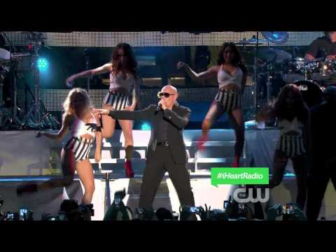 Pitbull - International Love Live (2013) (hd) video