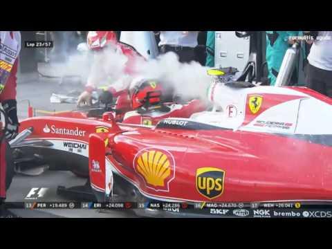F1 2016 Australia Race Highlights - HD - Formula One