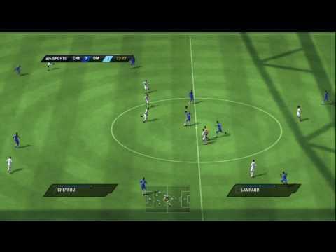 Chelsea vs Marseille   FIFA 10 DEMO