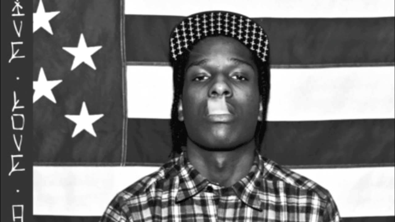 Pussy Money Weed Asap ASAP Rocky - Bass