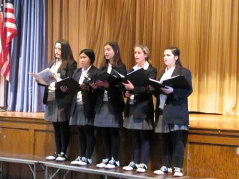 St Basil Academy - Festival of Carols 2014