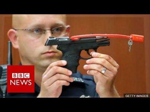 George Zimmerman to auction Trayvon Martin death gun - BBC News