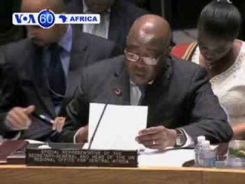 VOA60 Africa 11-21  UN/Uganda: Central Africa says military operations have LRA leader on run