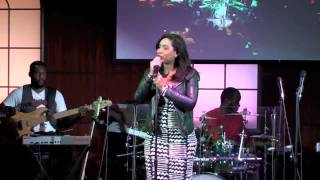 Death Could Not Hold You Down - Melissa Dawn - Jacksonville Gospel Live! Nov