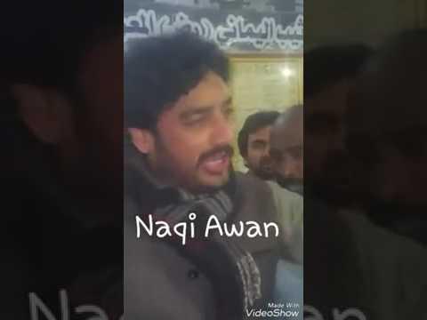 Sardar zakir waseem abbas baloch live qaseda najaf e ashraf 2017 new qaseda waseem abbas baloch iraq