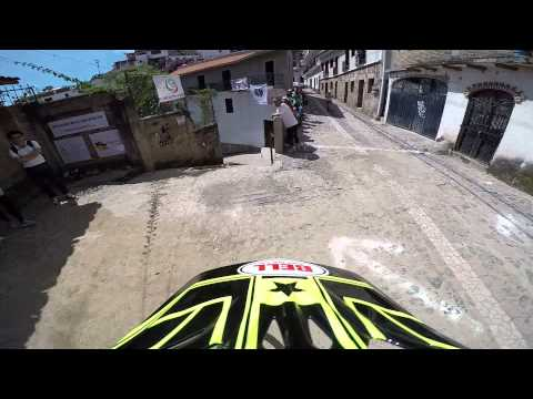 Incycle DH - 2014 Down Hill Taxco - Jon Buckell's Race Run GoPro Video