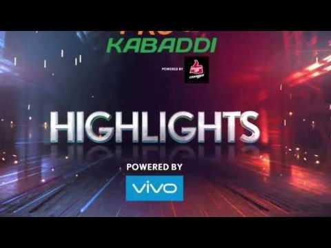 Pro kabaddi 2018 highlight | Puneri Paltan vs Telugu TitansHighlight video match