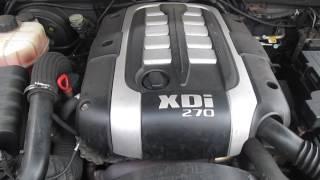 ssangyong Rexton Engine 2.7 XDI 2004
