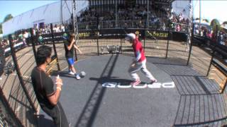 Best Of Panna Knock Out™ 2012 - Cevik (TUR) - Sean Garnier (FRA)