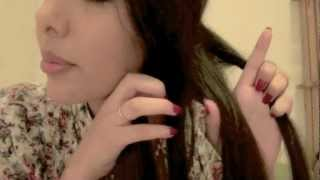 Trenza de Espiga Tutorial (Fishtail Braid)