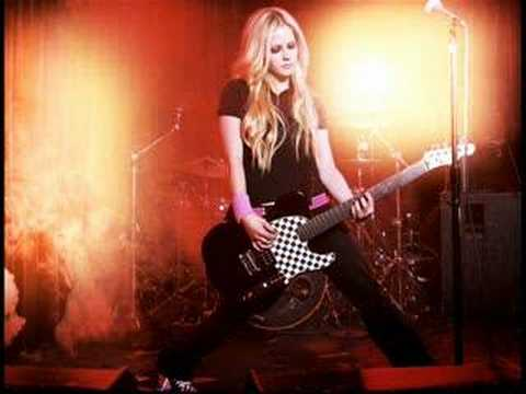 Avril Lavigne - one_of_those_girl