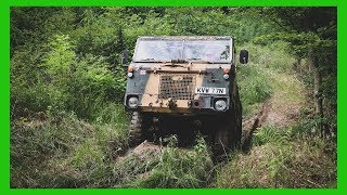 How Good Is A Land Rover 101 Off-Road?