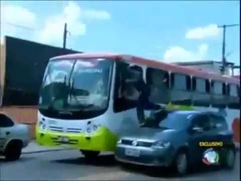 Бразильская дорожная разборка