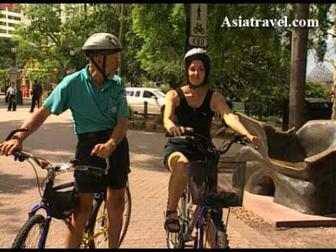 Brisbane Tour on Bicycle, Australia by Asiatravel.com