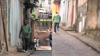 Clipe da musica O caminho - Irmão Lazaro 2012