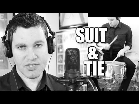SUIT AND TIE - Justin Timberlake cover