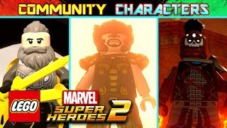 LEGO Marvel Super Heroes 2: Community Characters - Episode 1: Thor: Ragnarok