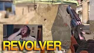CS:GO - When the Revolver was OP as F*CK!