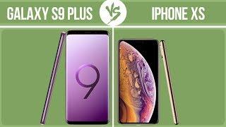 Samsung Galaxy S9 Plus vs Apple iPhone XS ✔️