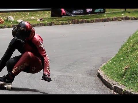 Festival de la Bajada 2013 - Will Royce in Bogota Colombia - Alex Tongue Int. - Push Culture News