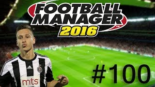 #100 Ivan Saponjic | Football Manager 2016 | Wonderkid