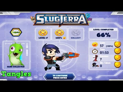 Battle for Slugterra: consigo a TANGLES - Bajoterra Gameplay Español – Parte 7