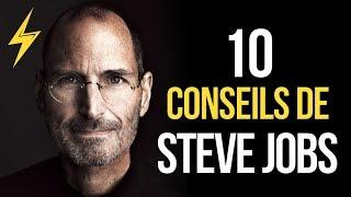 Steve Jobs - 10 conseils pour réussir (Motivation)