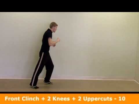 The Krav Maga Workout - 25 Minute Complete Cardio Workout Image 1