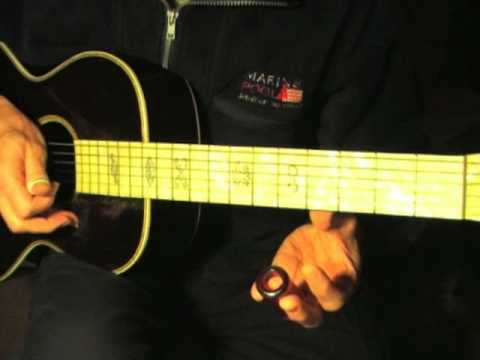 Slide Lesson/Free TAB - Woke Up This Morning With My Mind On Jezus - Mississippi Fred McDowell