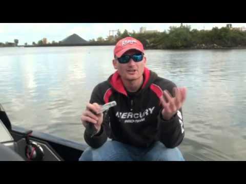 Luhr jensen jet divers youtube for Fish usa com