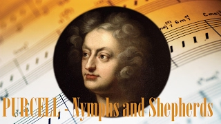🎼 Henry Purcell Nymphs and Shepherds For Trumpet and Organ - Rondeau  | Classical Music