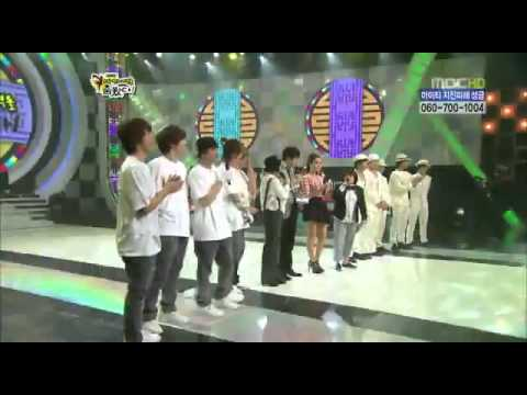 Super Junior Vs 2pm Dance Battle video