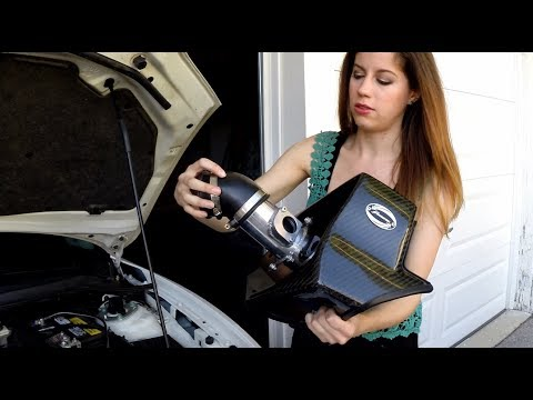 HOW TO INSTALL AIR INTAKE MAZDA3!!!