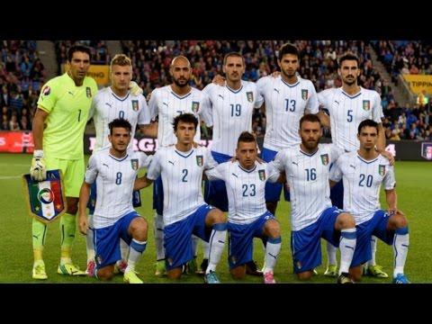 Highlights: Norvegia-Italia 0-2 (9 settembre 2014)