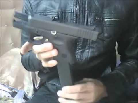 Glock 27 calibre .40 S&W
