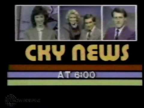 CKY News promo (1985)