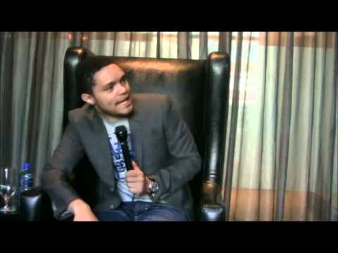 Trevor Noah Exclusive Press Conference video