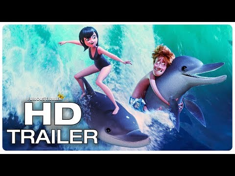 HOTEL TRANSYLVANIA 3 All Movie Clips + Trailer (2018)